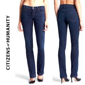 🆕NWOT Citizens of Humanity Ava Straight Leg Jeans